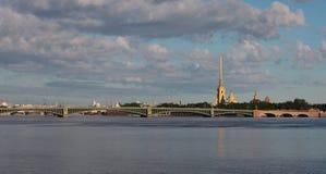 Καθεδρικός ναός του Peter και του Paul Στοκ εικόνες με δικαίωμα ελεύθερης χρήσης