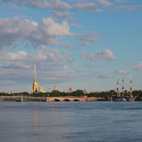 Καθεδρικός ναός του Peter και του Paul Στοκ εικόνα με δικαίωμα ελεύθερης χρήσης