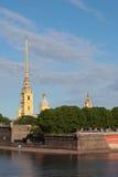 Καθεδρικός ναός του Peter και του Paul Στοκ Εικόνες