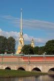 Καθεδρικός ναός του Peter και του Paul Στοκ Φωτογραφίες