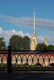 Καθεδρικός ναός του Peter και του Paul Στοκ φωτογραφίες με δικαίωμα ελεύθερης χρήσης