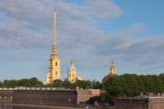 Καθεδρικός ναός του Peter και του Paul Στοκ Φωτογραφία