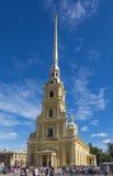 Καθεδρικός ναός του Peter και του Paul Στοκ φωτογραφία με δικαίωμα ελεύθερης χρήσης
