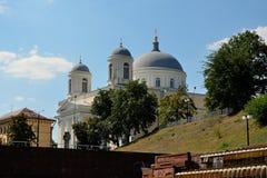 Καθεδρικός ναός του ST Αλέξανδρος, Κίεβο Στοκ Φωτογραφία