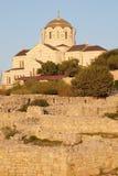Καθεδρικός ναός του ST Βλαντιμίρ σε Chersonese Στοκ εικόνες με δικαίωμα ελεύθερης χρήσης