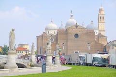 Καθεδρικός ναός του ST Anthony σε Πάδοβα Στοκ Εικόνες