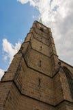 Καθεδρικός ναός του ST Bartholomew σε Plzen, Τσεχία Στοκ φωτογραφία με δικαίωμα ελεύθερης χρήσης