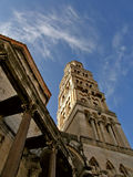 Καθεδρικός ναός του ST Domnius στη διάσπαση 2 στοκ εικόνα με δικαίωμα ελεύθερης χρήσης
