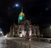 Καθεδρικός ναός του ST Giles Στοκ εικόνα με δικαίωμα ελεύθερης χρήσης