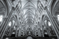 Καθεδρικός ναός του ST Ignatius Στοκ εικόνες με δικαίωμα ελεύθερης χρήσης