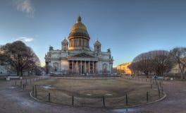 Καθεδρικός ναός του ST Isaac ` s, τετράγωνο του ST Isaac ` s, Αγία Πετρούπολη Στοκ φωτογραφία με δικαίωμα ελεύθερης χρήσης