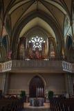 Καθεδρικός ναός του ST John ο βαπτιστικός--Σαβάνα Στοκ Φωτογραφίες
