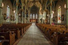 Καθεδρικός ναός του ST John ο βαπτιστικός--Σαβάνα Στοκ Εικόνες