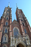 Καθεδρικός ναός του ST John ο βαπτιστικός Στοκ Εικόνες