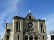 Καθεδρικός ναός του ST John - Boise, Αϊντάχο Στοκ φωτογραφίες με δικαίωμα ελεύθερης χρήσης