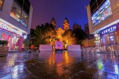 Καθεδρικός ναός του ST Joseph (Tianjin) Στοκ Φωτογραφία