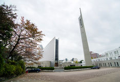 Καθεδρικός ναός του ST Mary σε Tokyo.Japan Στοκ Φωτογραφίες