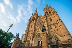 Καθεδρικός ναός του ST Mary Στοκ εικόνες με δικαίωμα ελεύθερης χρήσης
