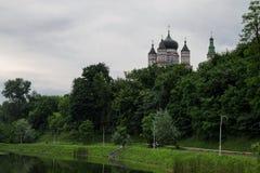 Καθεδρικός ναός του ST Panteleimon Στοκ εικόνα με δικαίωμα ελεύθερης χρήσης