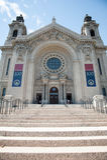 Καθεδρικός ναός του ST Paul εορτασμός 100 ετών Στοκ Εικόνες