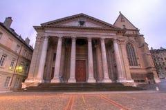 Καθεδρικός ναός του ST Pierre στη Γενεύη Στοκ Εικόνες
