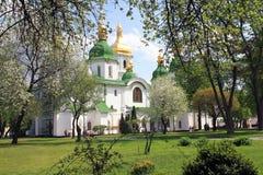 Καθεδρικός ναός του ST Sophia, Κίεβο Στοκ φωτογραφία με δικαίωμα ελεύθερης χρήσης