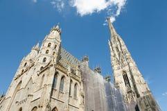 Καθεδρικός ναός του ST Stephen - Βιέννη - Αυστρία Στοκ φωτογραφίες με δικαίωμα ελεύθερης χρήσης