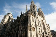 Καθεδρικός ναός του ST Stephen - Βιέννη - Αυστρία Στοκ Φωτογραφίες