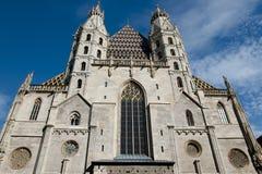Καθεδρικός ναός του ST Stephen - Βιέννη - Αυστρία Στοκ εικόνα με δικαίωμα ελεύθερης χρήσης
