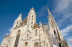 Καθεδρικός ναός του ST Stephen - Βιέννη - Αυστρία Στοκ φωτογραφία με δικαίωμα ελεύθερης χρήσης