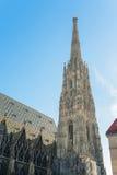 Καθεδρικός ναός του ST Stephen στη Βιέννη Στοκ εικόνες με δικαίωμα ελεύθερης χρήσης