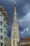 Καθεδρικός ναός του ST Stephen ` s, Βιέννη Στοκ εικόνα με δικαίωμα ελεύθερης χρήσης