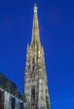 Καθεδρικός ναός του ST Stephen ` s, Βιέννη Στοκ φωτογραφίες με δικαίωμα ελεύθερης χρήσης