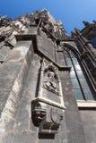 Καθεδρικός ναός του ST Stephen ` s στη Βιέννη, Αυστρία Στοκ Εικόνα