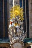 Καθεδρικός ναός του ST Stephen ` s στη Βιέννη Στοκ Εικόνες