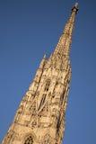 Καθεδρικός ναός του ST Stephen ` s - Stephansdom στη Βιέννη Στοκ Εικόνα