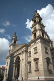 Καθεδρικός ναός του ST Steven, Βουδαπέστη, Ουγγαρία Στοκ Φωτογραφίες