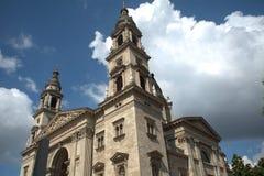 Καθεδρικός ναός του ST Steven, Βουδαπέστη, Ουγγαρία Στοκ φωτογραφία με δικαίωμα ελεύθερης χρήσης