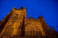Καθεδρικός ναός του ST Vitus Στοκ εικόνα με δικαίωμα ελεύθερης χρήσης