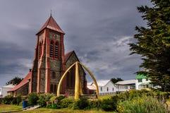 Καθεδρικός ναός του Stanley λιμένων στοκ εικόνες με δικαίωμα ελεύθερης χρήσης