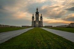 Καθεδρικός ναός του TransfigurationMarkham Στοκ εικόνα με δικαίωμα ελεύθερης χρήσης