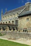 Καθεδρικός ναός του Winchester Στοκ φωτογραφία με δικαίωμα ελεύθερης χρήσης