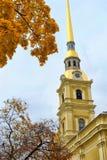 Καθεδρικός ναός των αποστόλων Peter και Paul Στοκ εικόνες με δικαίωμα ελεύθερης χρήσης