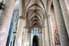 καθεδρικός ναός των Βρυξελλών Στοκ φωτογραφίες με δικαίωμα ελεύθερης χρήσης