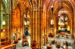 Καθεδρικός ναός των δωματίων υπηκοότητας εκμάθησης Στοκ Εικόνες