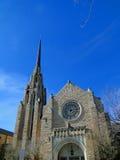 Καθεδρικός ναός των δύσκολων βουνών - Boise, Αϊντάχο Στοκ Φωτογραφία