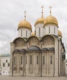 Καθεδρικός ναός υπόθεσης του Κρεμλίνου Στοκ εικόνα με δικαίωμα ελεύθερης χρήσης