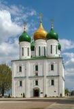 Καθεδρικός ναός υπόθεσης, Kolomna, Ρωσία Στοκ εικόνες με δικαίωμα ελεύθερης χρήσης