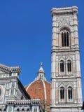 καθεδρικός ναός Φλωρεντία Ιταλία Στοκ Εικόνες
