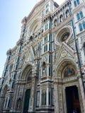 καθεδρικός ναός Φλωρεντία Ιταλία Στοκ εικόνες με δικαίωμα ελεύθερης χρήσης